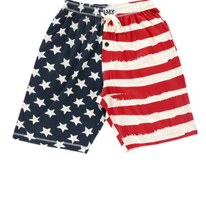 Stars & Stripes PJ Shorts