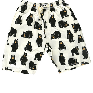 Papa Bear PJ Shorts L