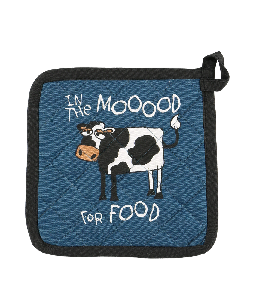 In the Mood for Food Pot Holder