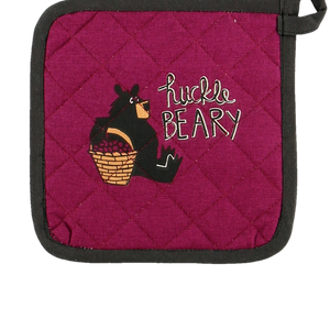 Hucklebeary Pot Holder