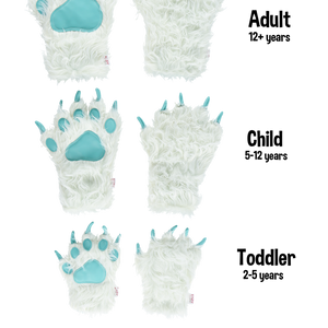 Yeti Paw Mitts Adult