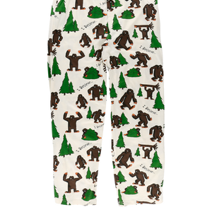 I believe...Bigfoot PJ Pant