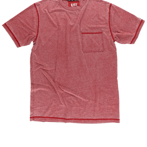 Red Men's PJ Tee