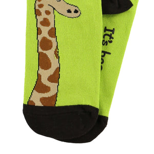 *Giraffe Looong Day Slipper Sock