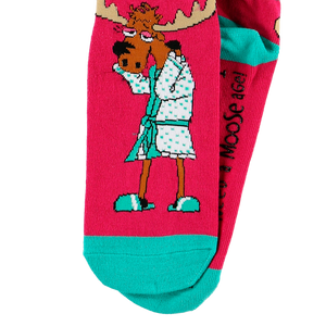 Need A Moose-age Sock