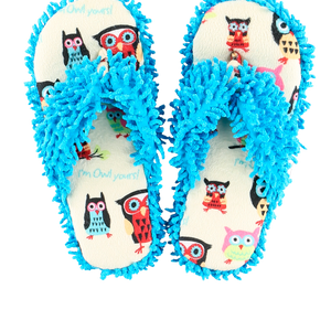 Owl Yours Slipper
