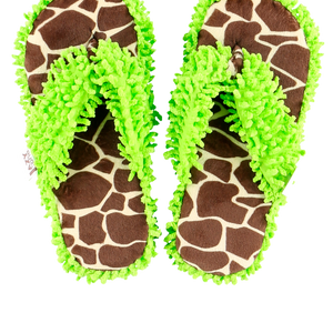 Giraffe Looong Day Slipper