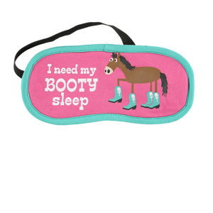Booty Sleep Sleep Mask