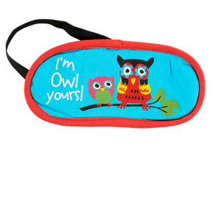 Owl Yours Sleep Mask