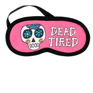 Dead Tired Sleep Mask