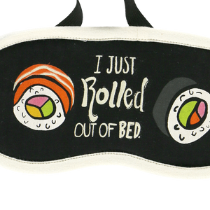 Sushi Sleep Mask