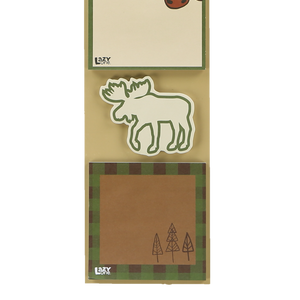 Moose Sticky Note Set