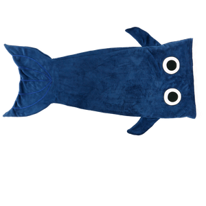 Whale Tail Blanket