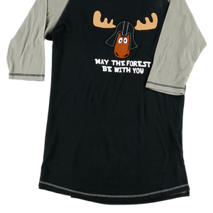Forest Be With You PJ Tall Tee