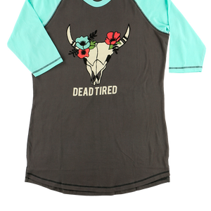 Dead Tired PJ Tall Tee