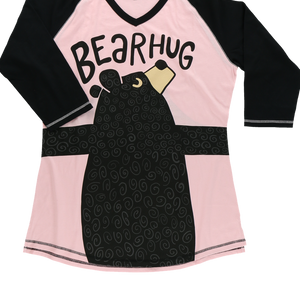 Bear Hug PJ Tall Tee