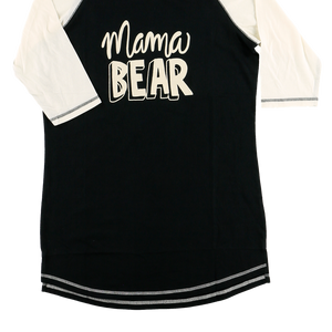 Mama Bear PJ Tall Tee