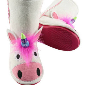 Unicorn Toasty Toez