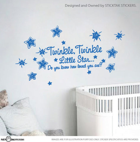 Twinkle Twinke Little Star Baby Rhyme