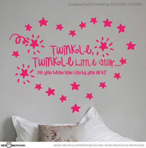 Twinkle Twinke Little Star Kids Rhyme