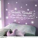 Twinkle Twinke Little Star Nursery Rhyme