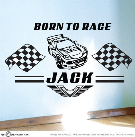 Born to Race Car