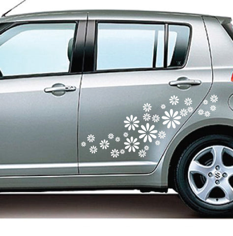 Daisy Car Stickers