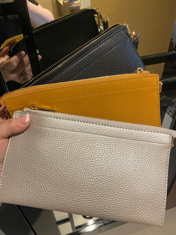 Crossbody Purse-4 colors