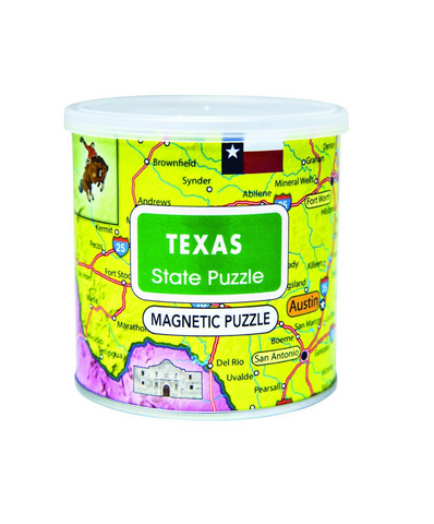 Texas Magnetic Puzzle
