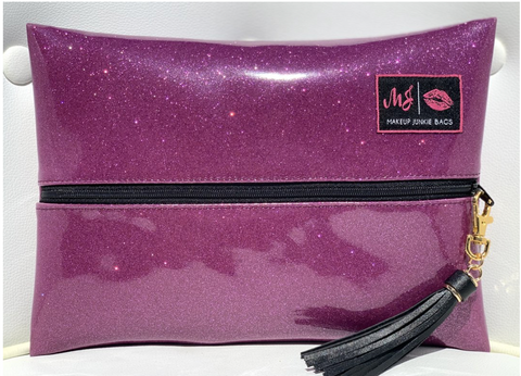 Glitter MJ Bags-Orchid