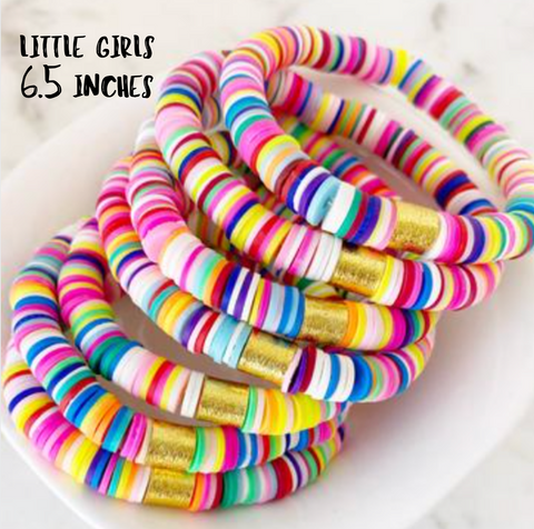 KIDS Color Pop Multi-Colored Bracelet