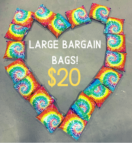 Large Bargain Bag