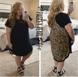 Hold The Drama Leopard Dress