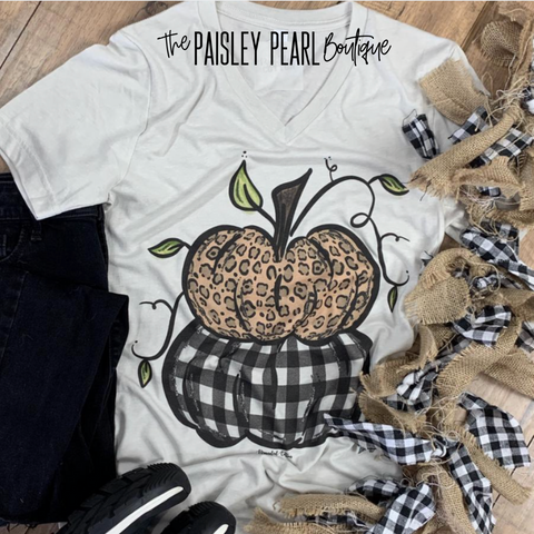 The Pumpkin Duo Tee