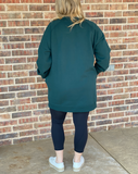 Back to the Basics Sweatshirt Tunic