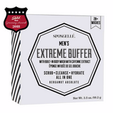Spongellé Mens Super Buffer Sponge
