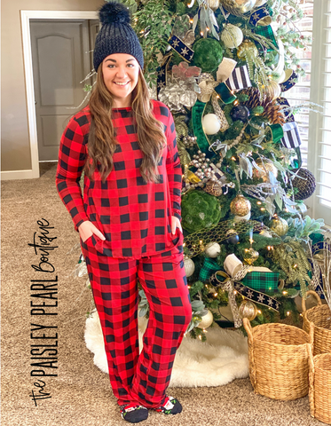 Good Tidings Pajama SET