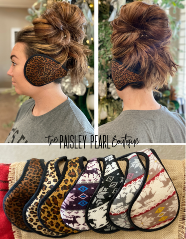 Black Friday STEAL-Earmuffs