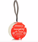 Spongelle Body Wash Infused Buffers-Holiday Special Edition