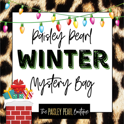 12 Days of Christmas-Day 4: Winter Mystery Bag