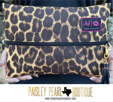 MJ Bags 4 Sizes-Exotica Leopard