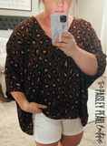 On The Prowl Leopard Top