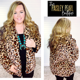 The Beth Dutton Leopard Jacket
