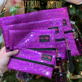 MJ Bags 4 Sizes-Purple kind of Pink
