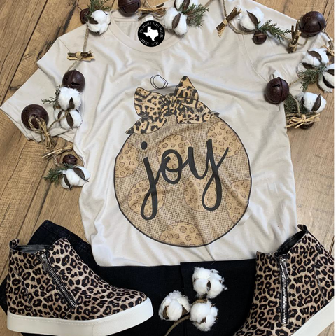 Joy Ornament Tee