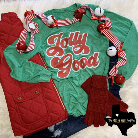 Jolly Good Longsleeve Shirt