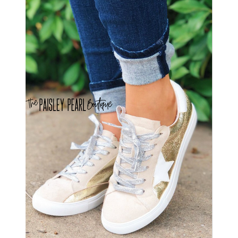 Shining Star Sneakers