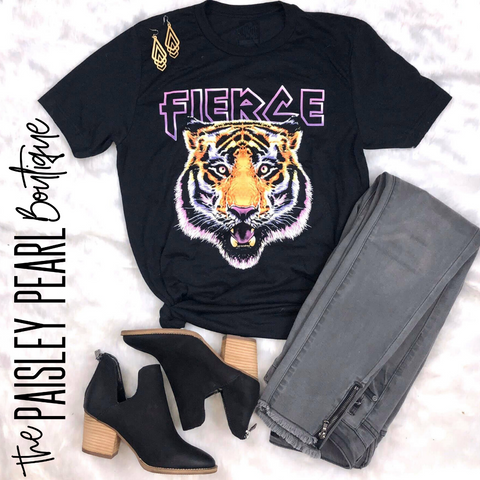Fierce Kitty Tee