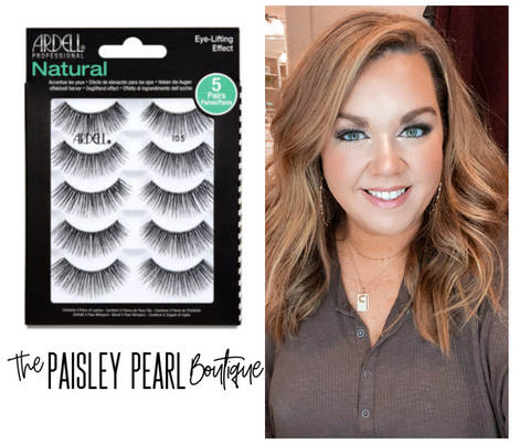 Paige's Favorite Lashes-Natural