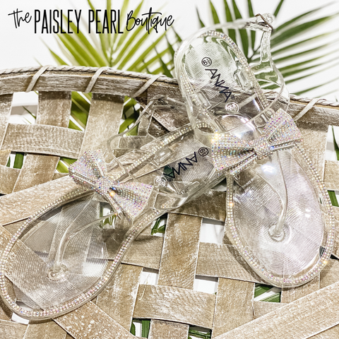 Twinkle Toes Jelly Sandal